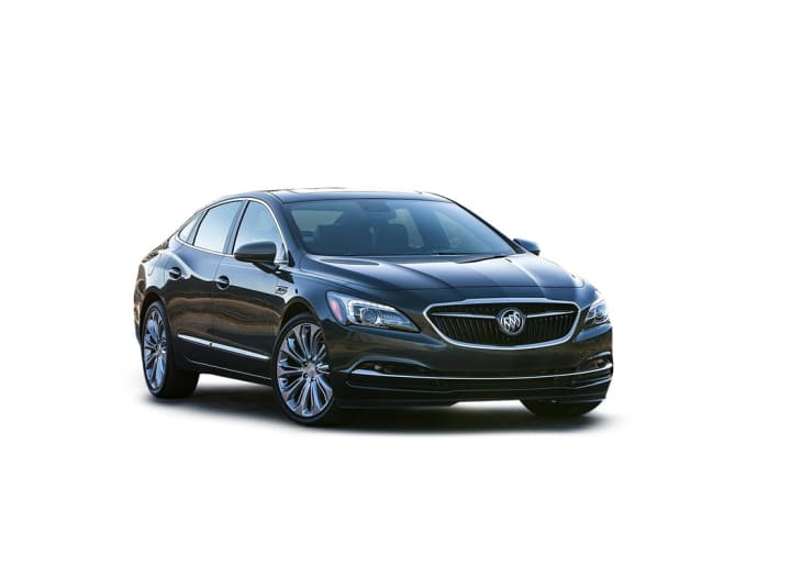 2017 Buick LaCrosse Reliability - Consumer Reports