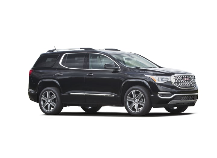 2017 Gmc Acadia Reviews Ratings Prices Consumer Reports
