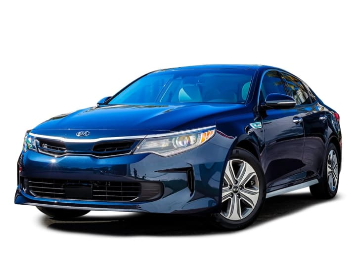 Kia Optima Change Vehicle