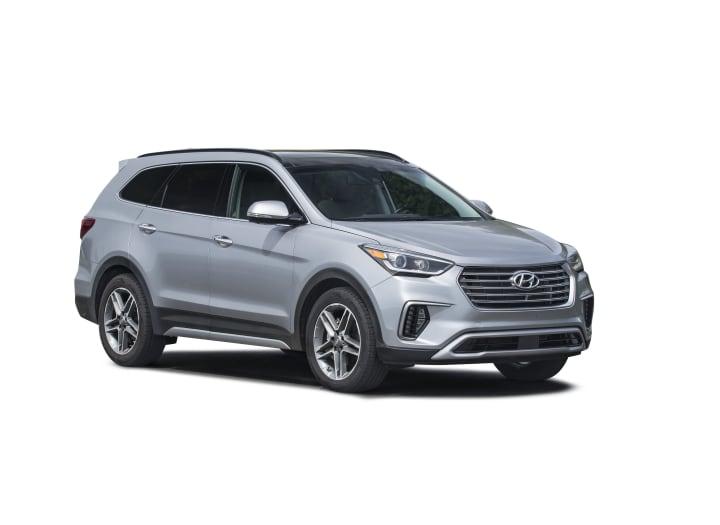 2017 Hyundai Santa Fe Reviews Ratings Prices Consumer Reports