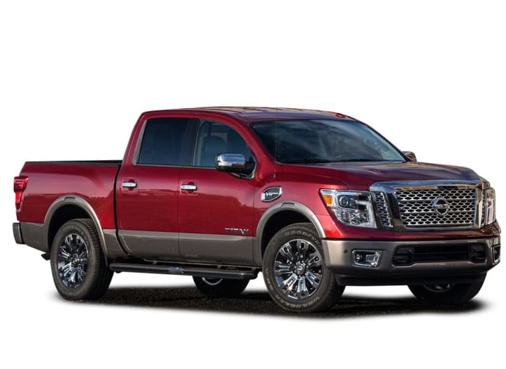 2017 Nissan Titan Reviews, Ratings, Prices - Consumer Reports