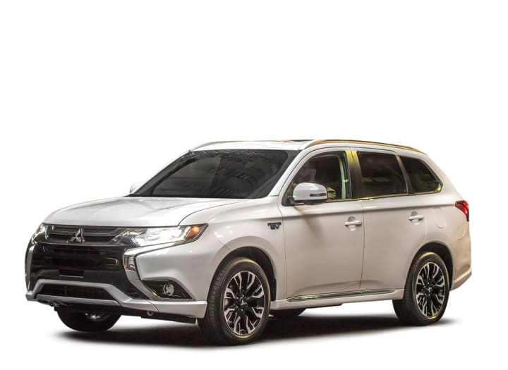 2017 Mitsubishi Outlander Reviews, Ratings, Prices