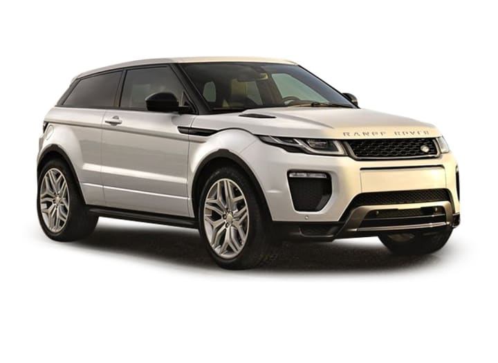 2017 Land Rover Range Rover Evoque Reviews, Ratings, Prices