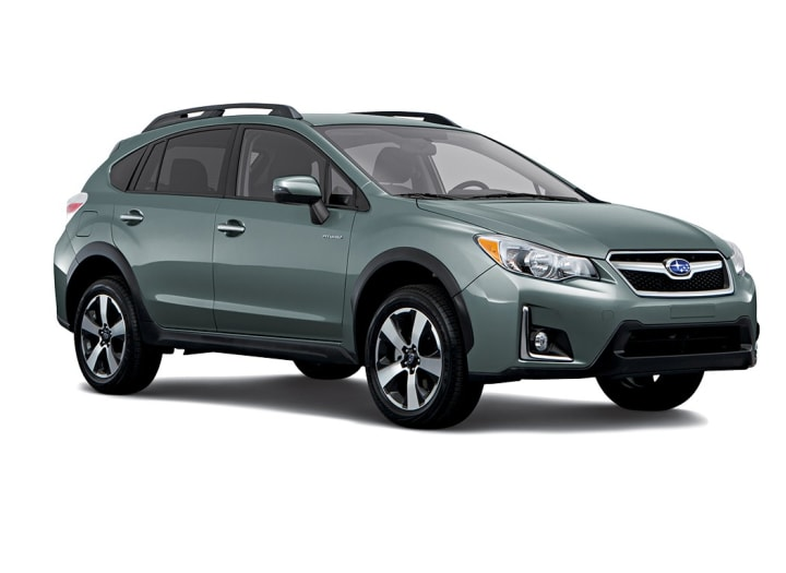 Subaru Crosstrek Change Vehicle