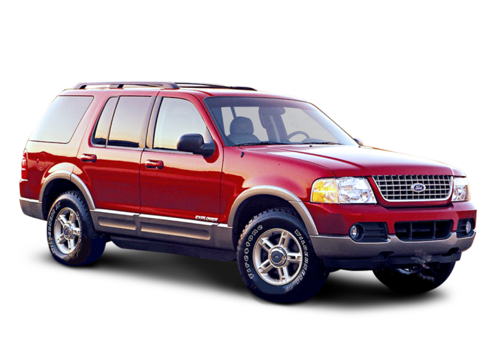 2002 Ford Explorer Reviews, Ratings, Prices - Consumer Reports