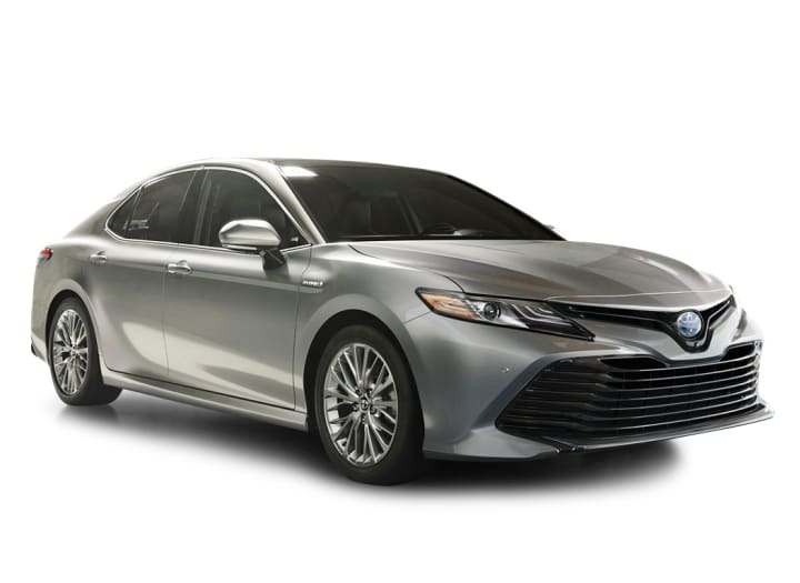 2018 Toyota Camry Reviews, Ratings, Prices - Consumer Reports