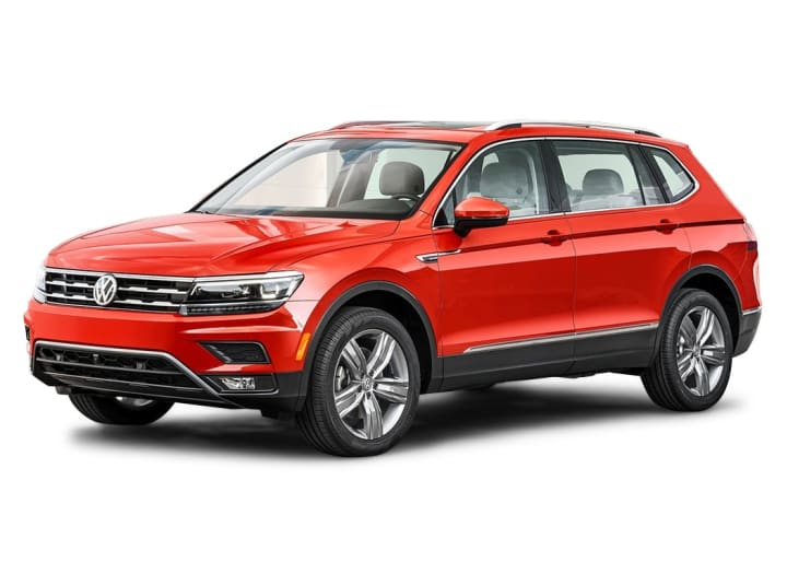 2018 Volkswagen Tiguan Reviews, Ratings, Prices - Consumer