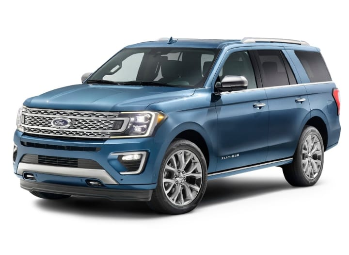 2018 Ford Expedition Reviews, Ratings, Prices - Consumer Reports