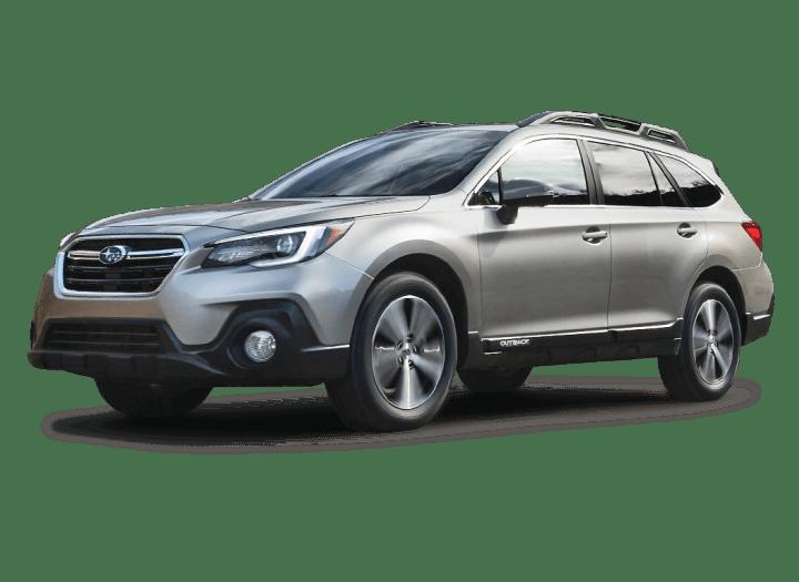 subaru outback change vehicle