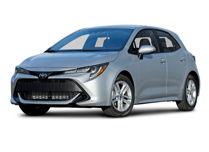 2019 Toyota Corolla Hatchback Reviews, Ratings, Prices