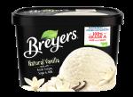 Ice Cream Natural Vanilla