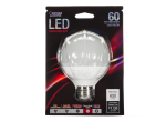60 watt replacement 9w G25 Dimmable