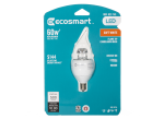 60W Equivalent Dimmable Soft White B10 LED