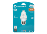 40W Equivalent Dimmable Soft White B11 LED
