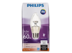 60W F15 Post Light Soft White Dimmable LED
