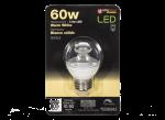 7.5-Watt 60W Equivalent Decorative Warm White LED