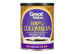 100% Colombian ground