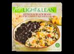 Light & Lean Quinoa & Black Beans with Butternut Squash & Chard