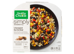 Simply Steamers Unwrapped Burrito Bowl