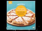 Organic Three Cheese Pizza