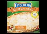 Gluten Free Four Cheese Pizza