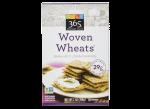 Woven Wheats Baked Crackers