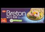 Breton White Bean with Salt & Pepper Crackers