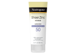 Sheer Zinc Mineral Lotion SPF 50