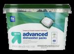 Advanced Dishwasher Packs
