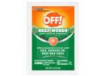Deep Woods Insect Repellent Towelettes