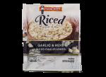 Steam-in-Bag Riced Cauliflower Garlic & Herb