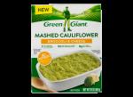 Mashed Cauliflower Broccoli & Cheese