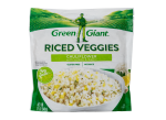 Riced Veggies Cauliflower with Lemon & Garlic