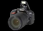 D 5600 w/ 18-140mm VR