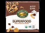 Superfood Dark Chocolate Peanut Snack Bar