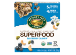 Superfood Blueberry Cashew Snack Bar