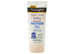 Pure & Free Baby Lotion SPF 50