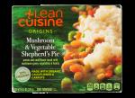 Origins Mushroom & Vegetable Shepherd's Pie