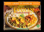 Light in Sodium Indian Mattar Paneer