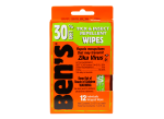 Tick & Insect Repellent Wipes