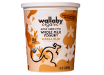 Organic Whole Milk Aussie Greek Yogurt Vanilla Bean