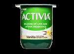 Activia Lowfat Yogurt Vanilla