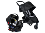 B-Free Premium Clean Comfort Travel System with Endeavours Infant Car Seat