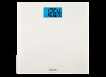 Digital Bath Scale in Bright White Finish 7616
