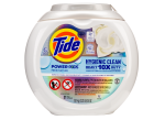 Tide Plus Hygienic Clean 10X Heavy Duty Power Pods Free/Nature