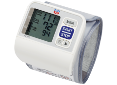Well at Walgreens Deluxe WGNBPW-920 blood pressure monitor