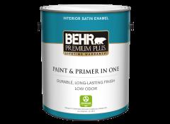 Behr Premium Plus Ultra (Home Depot) paint - Consumer Reports