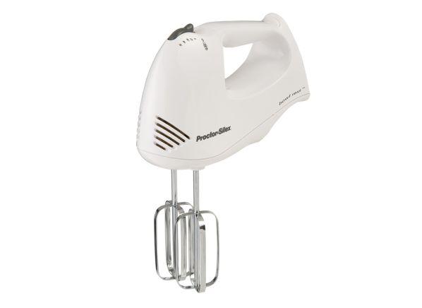 Proctor-Silex Easy Mix Hand Mixer 62535
