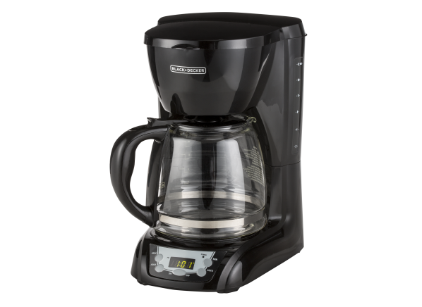 Black+Decker DLX1050B coffee maker