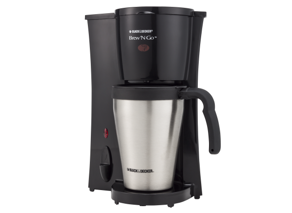 Black+Decker Brew'N Go DCM18S coffee maker